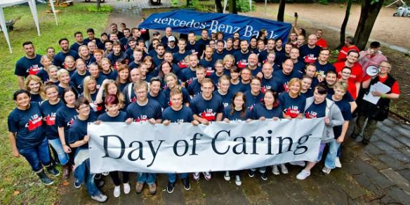 Mercedes-Benz Bank Day of Caring